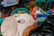 Bau Anyir Menyeruak dari Barang Bukti Pembunuhan Ibu dan Anak di Tangerang