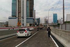 Transjakarta Tak Akan Melintas di Jalan Layang Pancoran
