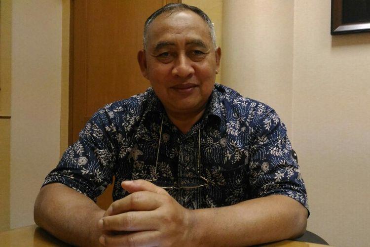 Staff Ahli Bidang Pelayanan RSUP Fatmawati dr. Chamim, SpOG (K) Ontologi