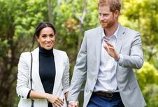 Meghan Dituding Bawa Pengaruh Buruk bagi Kepribadian Pangeran Harry
