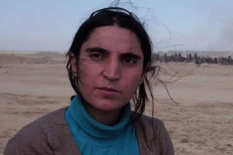 Adiba, perempuan Yazidi yang menjadi budak seks ISIS sejak 2014.