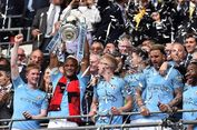 Man City Vs Watford, Menang 6 Gol, The Citizens Juara Piala FA 2019
