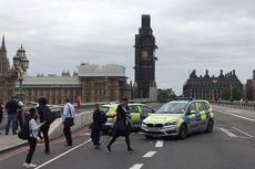 Polisi Tangkap Pengemudi Mobil yang Tabrak Pejalan Kaki di London