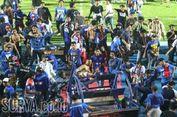 Laga Arema FC Vs Persib Bandung Rusuh, Korban Luka Berjatuhan