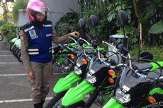 Risma Bagi-bagi 20 Motor Trail Jelang Lebaran