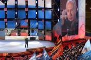 Pemilu Rusia 2018: Menang Besar, Putin Jadi Presiden Lagi