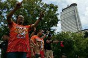 Gerindra DKI: Yang Dilakukan Anies Itu Salam Jempol Telunjuk