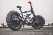 Tren Baru, Sepeda DIjejali Mesin Motor
