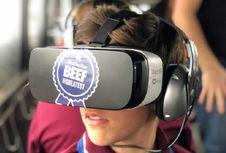Australia Gunakan Teknologi 'Virtual Reality' Dalam Industri Ternak