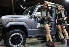 Suzuki Jimny Tampil Keren di Tokyo Auto Salon