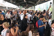 Keterlambatan Kereta di Sydney Disebut