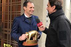 Mundur dari Juventus, Massimiliano Allegri Dapat Patung Tapir Emas