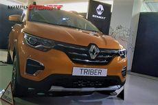 MPV Murah Renault Triber Belum Dijual di GIIAS