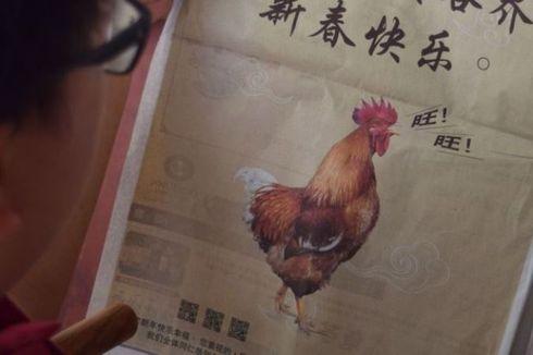 Ucapan Imlek Pakai Gambar Ayam, Pemerintah Malaysia Minta Maaf