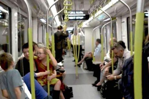 Kereta Tanpa Masinis Mulai Diujicobakan di Sydney