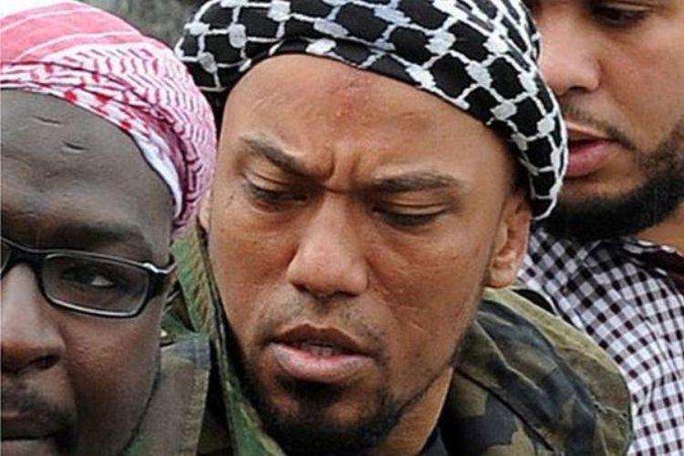Denis Cuspert, mantan rapper Jerman, yang menjadi anggota ISIS.