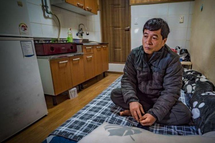 Pembelot Korea Utara, Kwon Chol Nam mengaku tak bisa menyesuaikan hidup di Korea Selatan.