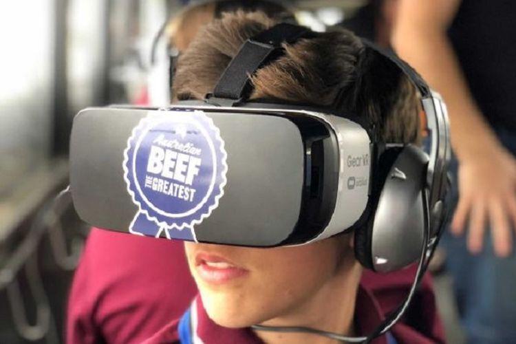 Perusahaan Australia kembangkan teknologi vr untuk industri ternak