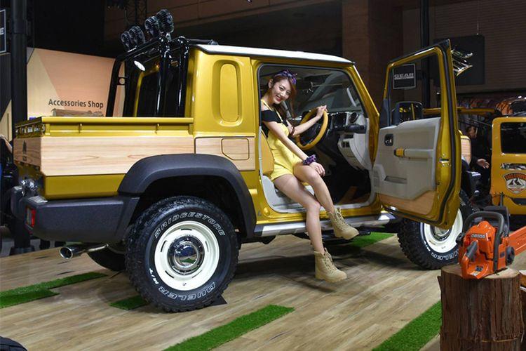 Suzuki Jimny Tokyo Auto Salon 2019