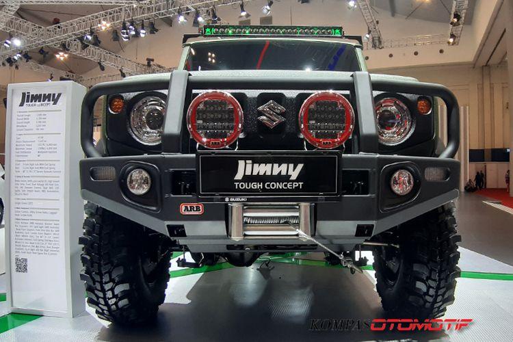 Suzuki Jimny Konsep di GIIAS 2019