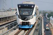 Menhub: LRT Kita Lebih Murah dari Malaysia dan Singapura