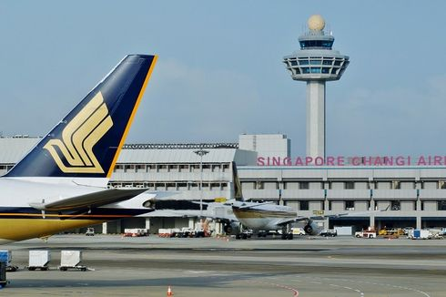 Pesawat Singapore Airlines Diancam Bom, Dua Jet F-16 Dikerahkan