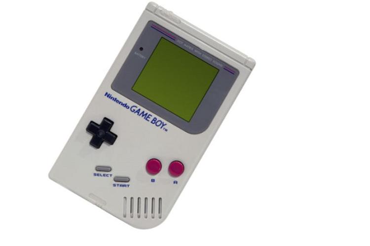 Ilustrasi Game Boy
