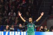 5 Fakta Ajax Vs Tottenham, 204 Detik Krusial Lucas Moura