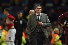 Dibela Presiden Barcelona, Nasib Valverde Masih Aman?