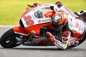 Pertajam Waktu, Dimas Ekky Start ke-24 di Moto2 Catalunya