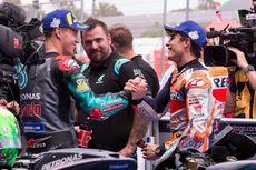 Asal Perancis, Tekanan Quartararo di MotoGP Dinilai Lebih Berat