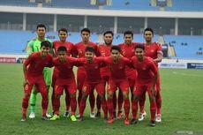 Persiapan SEA Games, Timnas U-23 Indonesia Ikuti Merlion Cup 2019