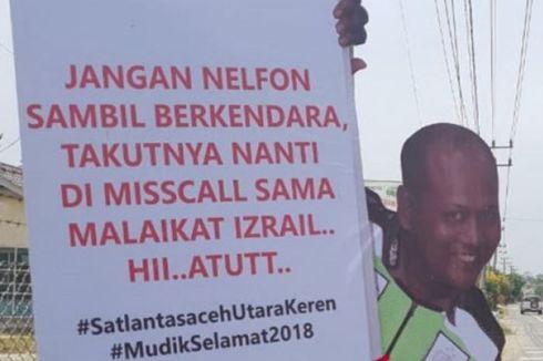 Kocaknya Poster Imbauan Polisi,