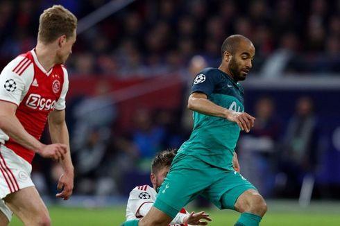 Ajax Vs Tottenham, Sempat Tertinggal 2 Gol, The Spurs Lolos Dramatis