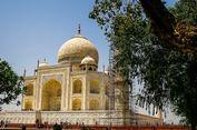 Sekarang, Wisatawan Cuma Boleh di Taj Mahal Selama 3 Jam