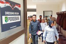 Final Piala Presiden, Risma Pantau Renovasi Stadion Gelora Bung Tomo