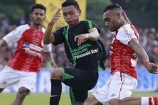 Piala Indonesia, Persipura Takluk di Gorontalo