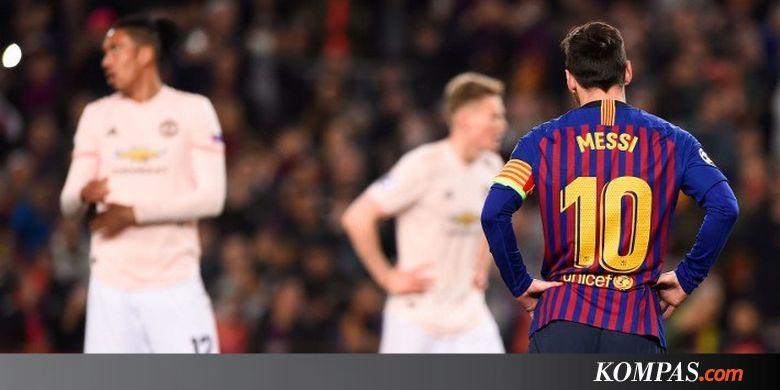 Barcelona Vs Man United, Lingard Sesali Setan Merah Buang Peluang