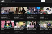 YouTube 'Mode Gelap' Sudah Hadir di iOS