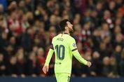 Liverpool Vs Barcelona, Remontada dan Kekhawatiran Messi yang Terbukti