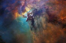 Rayakan HUT Ke-28 Teleskop Hubble, NASA Rilis Video Lagoon Nebula