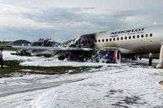 Otoritas Periksa Kesalahan Pilot dalam Kecelakaan Pesawat Rusia