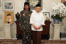 Jokowi Jadi Presiden, Pria Ini Jalan Kaki Sejauh 876 Km dari Rumahnya ke Jakarta