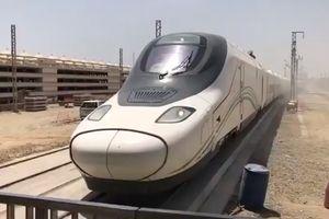 Raja Salman Resmikan Kereta Cepat Mekkah-Madinah