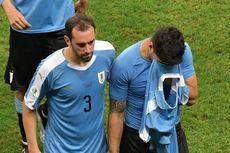 Uruguay Vs Peru, Kalah Adu Penalti, Luis Suarez dkk Gagal ke Semifinal