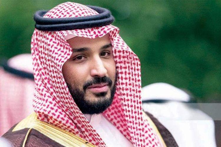 Pangeran Mohammed bin Salman, putra mahkota baru Kerajaan Arab Saudi.