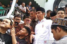4 Fakta Kunjungan Jokowi di DIY, Shalat Jumat di Masjid Peninggalan Bung Karno hingga Bertemu Sri Sultan