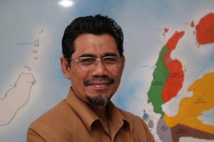 Muhammad Kasuba, calon Gubernur Maluku Utara yang diusung PKS.