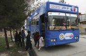 Perpustakaan Bus Jadi Hiburan Baru bagi Anak-anak di Afghanistan