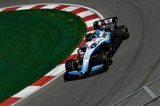 Seekor Marmot Sempat Ganggu Pebalap F1 di GP Kanada